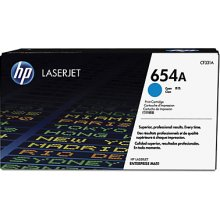 Тонер HP INC. HP Toner/654A голубой LaserJet...