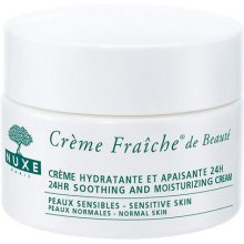 Nuxe Creme Fraiche 24hr Soothing Rich Cream...