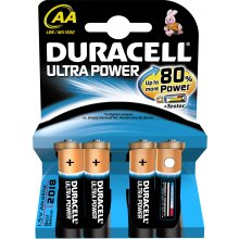 DURACELL Batterie Ultra Power - AA...
