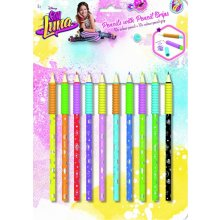 Jiri Models Soy Luna set of colored pencils...