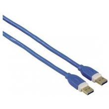 Hama 39676 USB3.0-Verbindungskabel USB3.0...