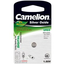 Camelion SR69W/G6/371, серебристый Oxide...