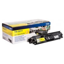 Тонер BROTHER Toner TN321Y жёлтый | 1500 pgs...