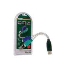 DIGITUS USB zu PS/2-adapter