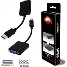 CLUB 3D CLUB3D DisplayPort to VGA адаптер...