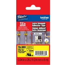 BROTHER TZe-S651 Strong Adhesive Laminated...
