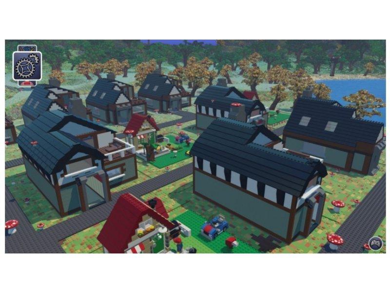 Cenega Gra Pc Lego Worlds 5908305216926 01ee