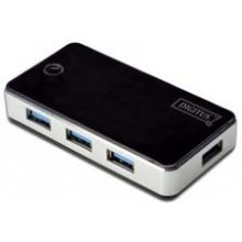 DIGITUS USB 3.0 Hub, 4-port must
