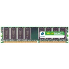 Mälu Corsair ValueSelect 2GB DDR3