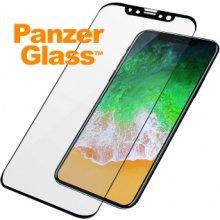PanzerGlass kaitseklaas iPhone X CF, must...