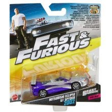 Hot Wheels Hot Whells Fast&Furious...