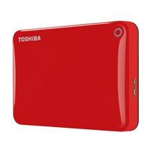 Kõvaketas TOSHIBA Canvio Connect II punane...