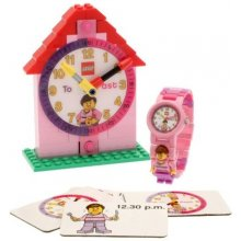 LEGO watch to learn - pink