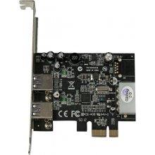 StarTech.com PEXUSB3S25, PCIe, USB 3.0, 0 -...