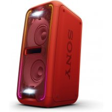 Колонки Sony GTK-XB7R красный