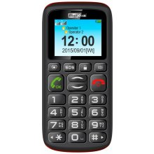 Mobiiltelefon MaxCom MM 428 BB POLIPHONE/BIG...