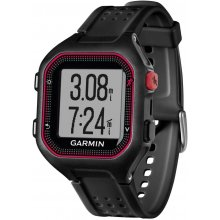 GARMIN Forerunner 25 (Black-Red)