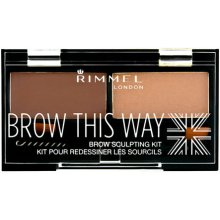 Rimmel London Brow This Way Scuplting Kit...