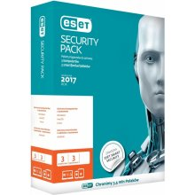 ESET Security Pack Box 3PC+3Smar 2Y...