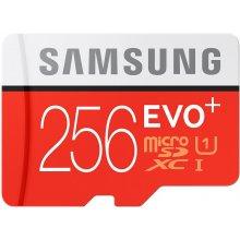 Флешка Samsung EVO PLUS 256 GB, MicroSDXC...