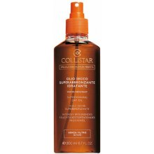 Collistar Supertanning Dry Oil, Cosmetic...