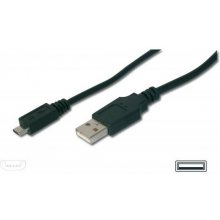 ASSMANN USB kaabel 2.0 A/M - micro B/M 1,8m