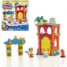 HASBRO Play Doh fire station
