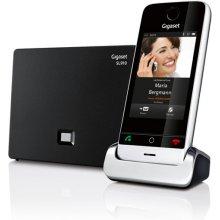 Telefon Gigaset SL910, DECT, Black, Desk...