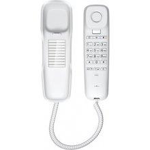 Телефон Gigaset DA210, Analog, белый, Desk...