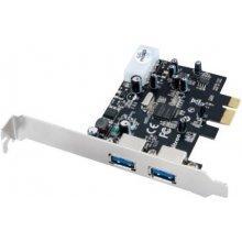 Ultron Schnittstelle PCI-e USB 3.0 2 Port...