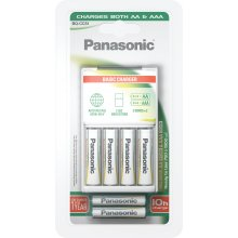 Panasonic Batteries Panasonic akulaadija...