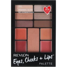 Revlon Eyes, Cheeks + Lips 100 Romantic...