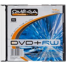 Toorikud OMEGA Freestyle DVD+RW 4,7GB 4x...