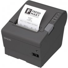 Printer Epson TM-T88V dunkelgrau USB