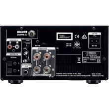 DENON Micro system RCDM40BK + SCM40 BLACK