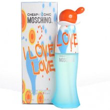 Moschino I Love Love, EDT 4, 9ml...