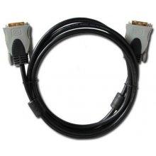 DIGITUS DVI-D PREMIUM кабель, DVI(24+1), 2x...