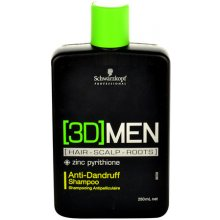 Schwarzkopf 3DMEN Anti Dandruff Shampoo...