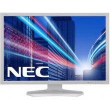 Монитор NEC PA242W LED серебристый (EEK: C)