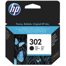 Тонер HP INC. Ink No. 302 чёрный F6U66AE