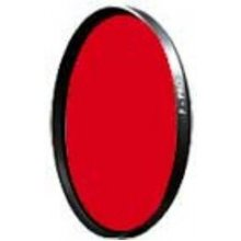 B+W 72mm #090 Glass Filter - Light punane...