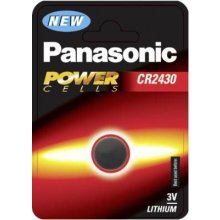 PANASONIC 1 CR 2430 литий Power