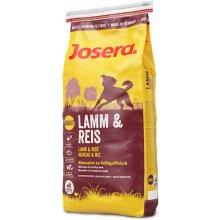 Josera Lamb & Rice madala valgusisaldusega...