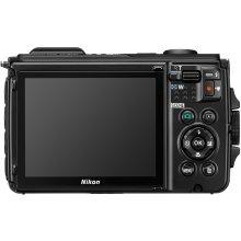 Fotokaamera NIKON W300 kollane + bag