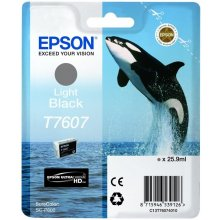 Тонер Epson ink cartridge light чёрный T...