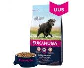 EUKANUBA Mature and Senior 6+ Large Breed -...