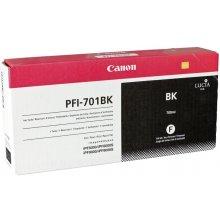 Tooner Canon PFI-701BK Tinte must
