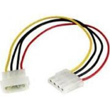 StarTech.com LP4POWEXT12, Molex (4-pin)...