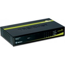 TRENDNET Switch 5-Port Gbit GREENnet metall