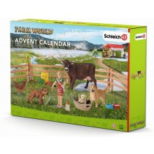 Schleich Advent calendar, life on the farm